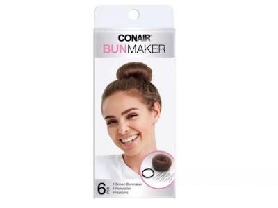 Conair Bun Maker Kit For All Hair Types