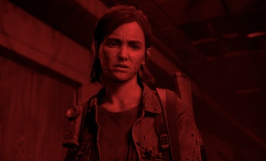 Ellie beats a girl to death needlessly in TLOU 2.