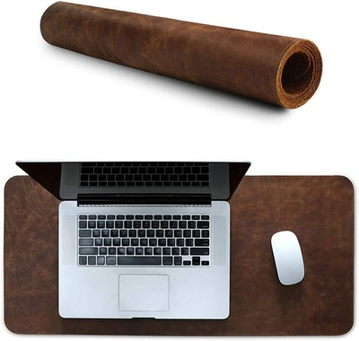 Londo Leather Extended Mouse Pad