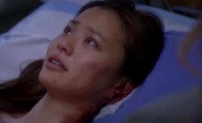 Jamie Chung in 'Grey's Anatomy'