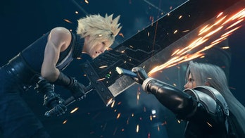 ff7 remake cloud sephiroth
