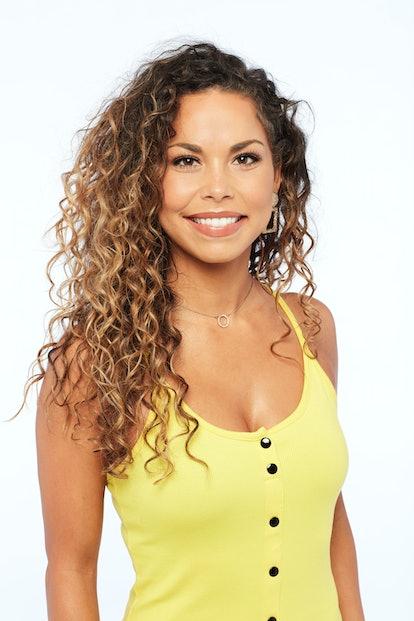 Bachelorette contestant Kimberly