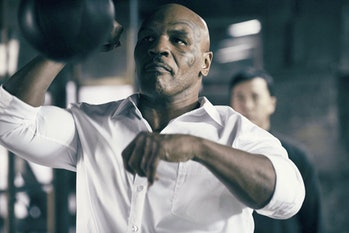 Mike Tyson Ip Man 3