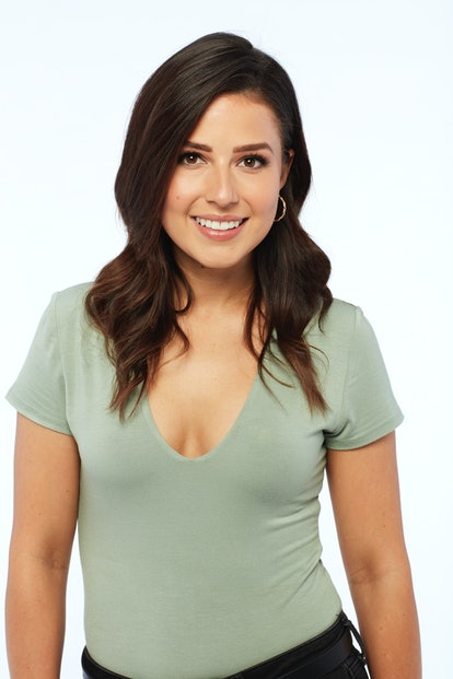 Bachelorette contestant Katie