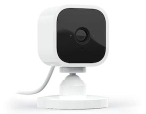 Blink Mini Compact Indoor Smart Security Camera