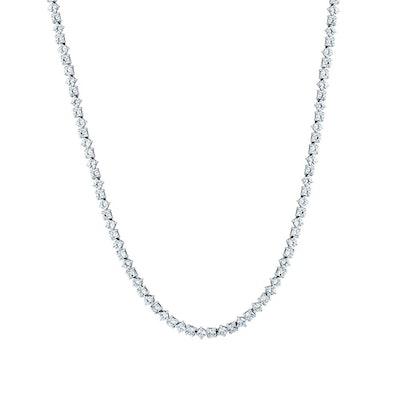 light heart® Lab Grown Diamond Tennis Necklace