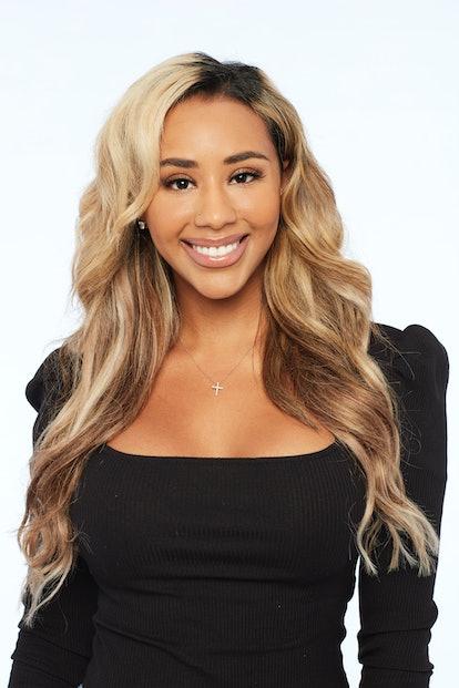 'Bachelorette' contestant Emani