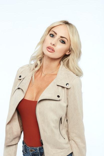 'Bachelorette' contestant Amber