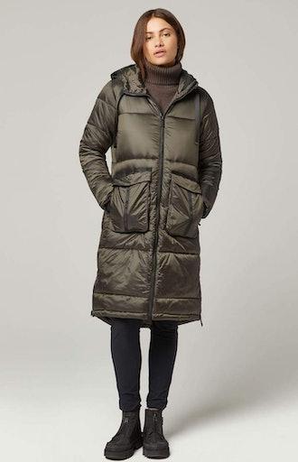 Selene Long Coat