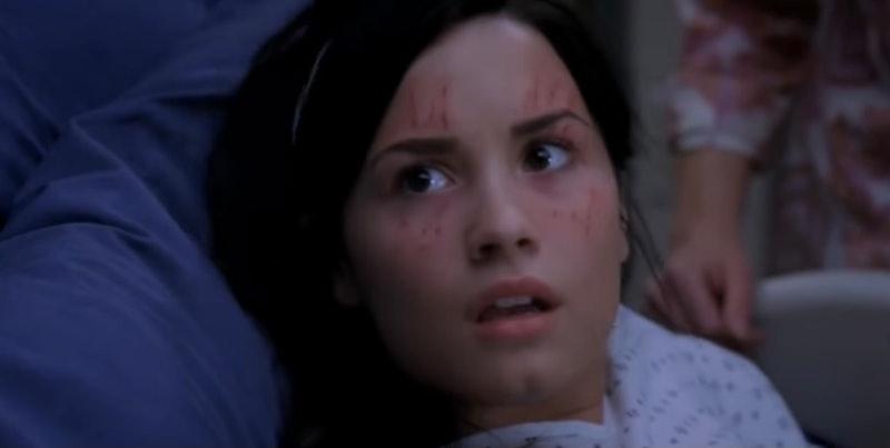 Demi Lovato in 'Grey's Anatomy'