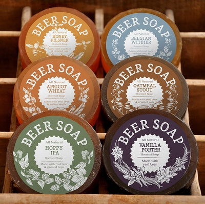 Swag Brewery Beer Soap (6-Pack)