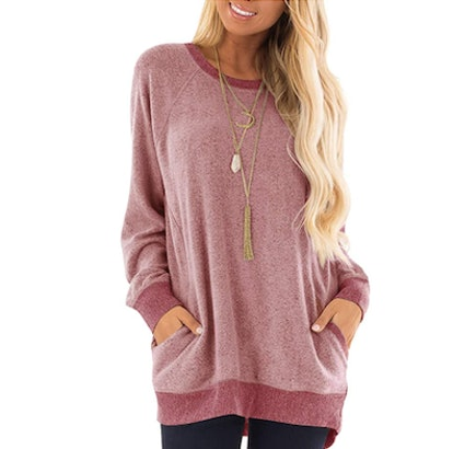 Aygience Casual Sweatshirt
