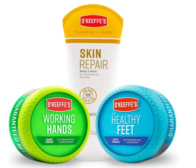 O'Keeffe's Working Hands, Healthy Feet Variety Pack