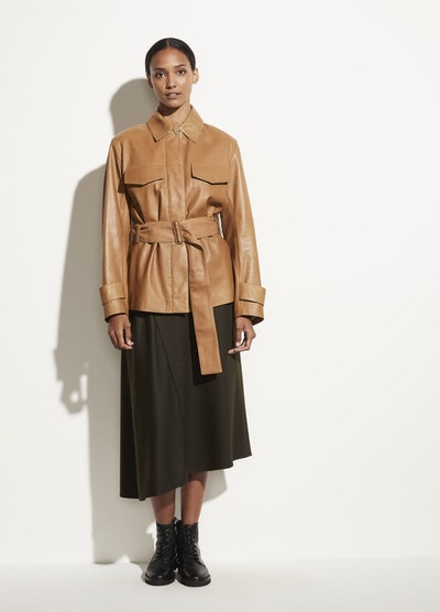 Cozy Asymmetric Skirt