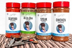 Chef Toya's Seasoning Bundle Pack