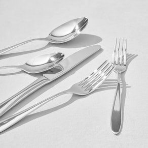 Classic Stainless Steel Flatware Set