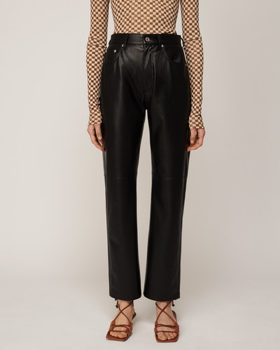 Vinni Vegan Leather Pants