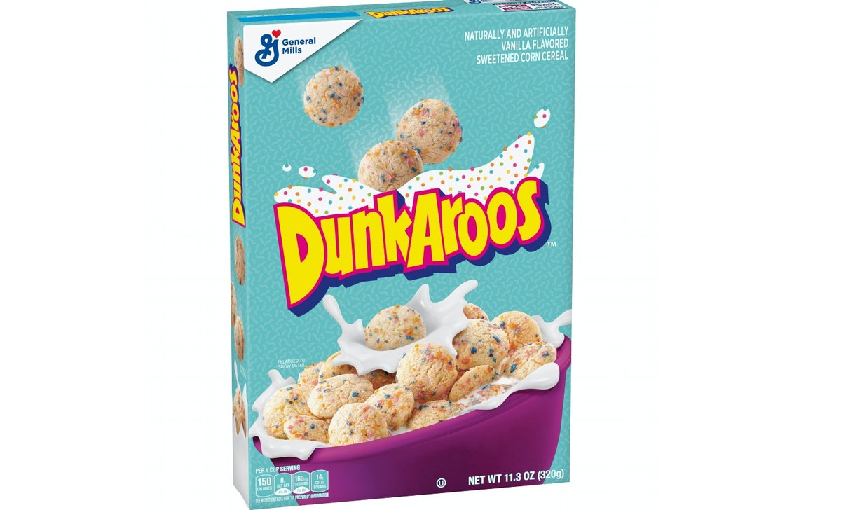 Here's where to buy Dunkaroos Cereal when it launches in 2021.