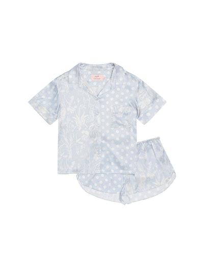 Ivy Boxer Pajama Set