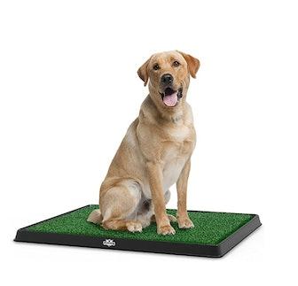 PETMAKER Artificial Grass Bathroom Mat
