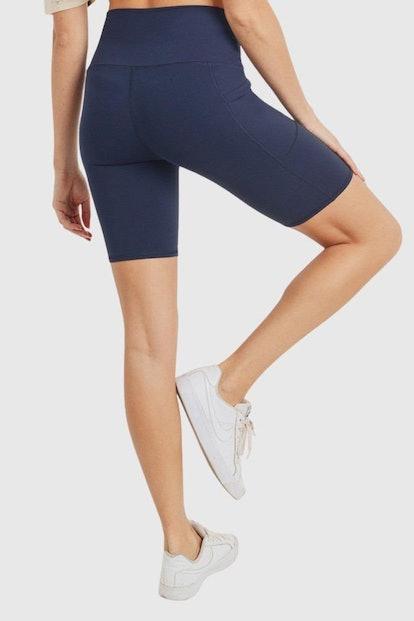 Essential Bermuda Highwaist Shorts