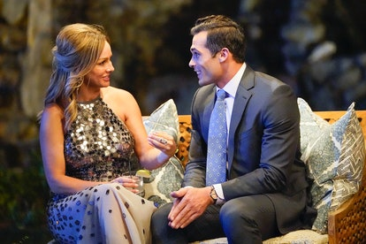 Clare Crawley and Josef Aborady in 'The Bachelorette' via ABC's press site