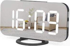 WulaWindy Digital Alarm Clock