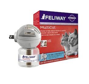 Feliway Multi-Cat Calming Diffuser Kit