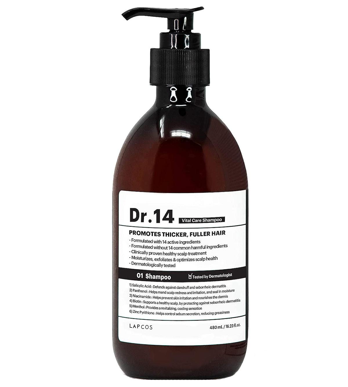 Lapcos Dr. 14 Vital Care Shampoo