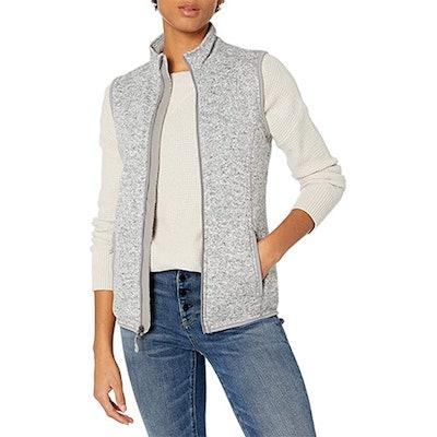 Charles River Apparel Sweater Fleece Vest