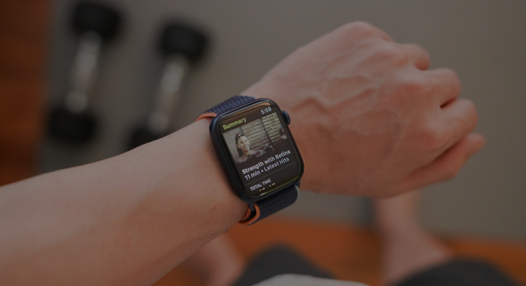 Apple Fitness+ review: Apple Watch