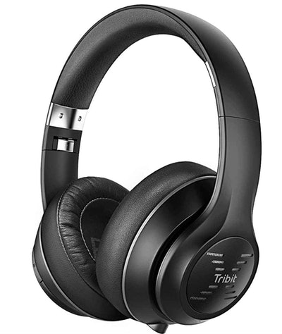 Tribit XFree Tune Bluetooth Noise-Cancelling Headphones