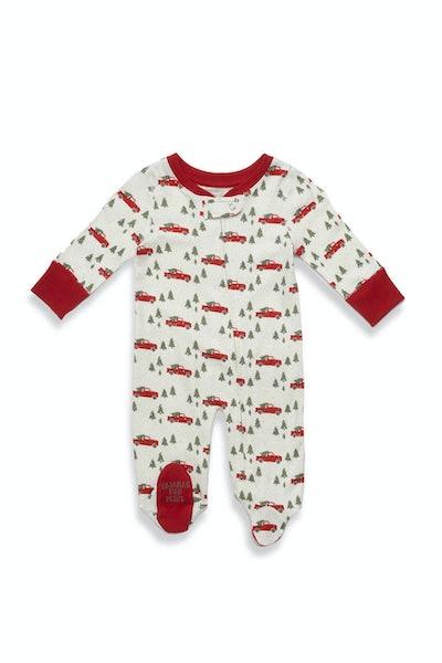 Pajamas for Peace Trim a Tree Footie