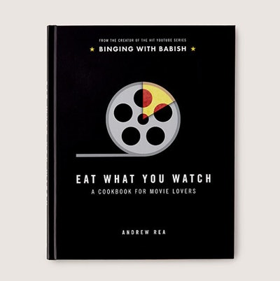 'Eat What You Watch' Cookbook
