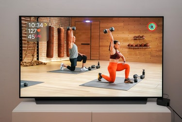 Apple Fitness+ review: duration, heart rate, calorie burn, Burn Bar on Apple TV 4K