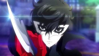 Persona 5 Strikers Phantom Knife Joker