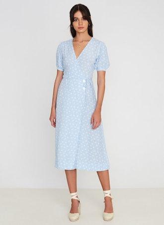 Carmine Midi Dress