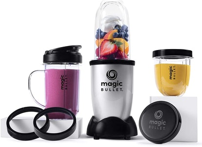Magic Bullet Small Blender (11-Piece Set)
