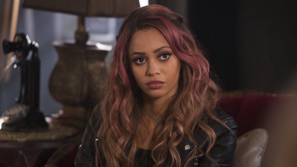 Vanessa Morgan's baby gift from 'Riverdale' seemingly reveals Toni will be pregnant in Season 5.