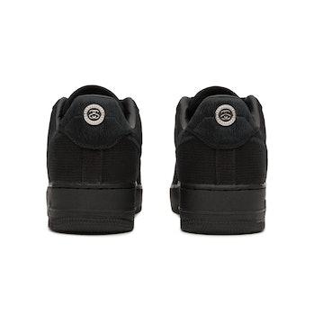 Stüssy Nike Air Force 1 Black