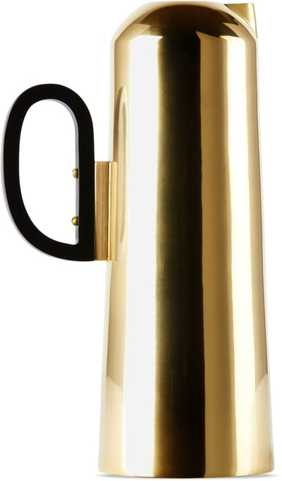 Gold Form Jug