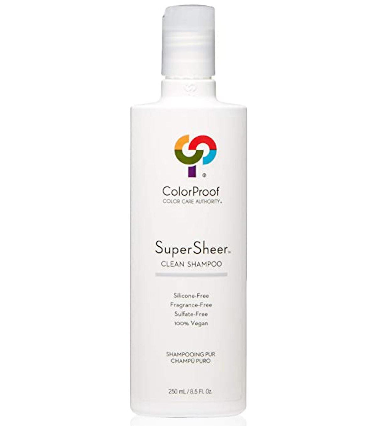 ColorProof SuperSheer Clean Shampoo