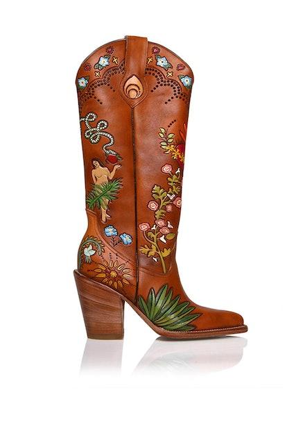 Eve Doodle Boots