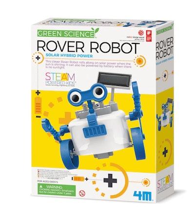 4M Solar Hybrid Power Rover Robot Kit