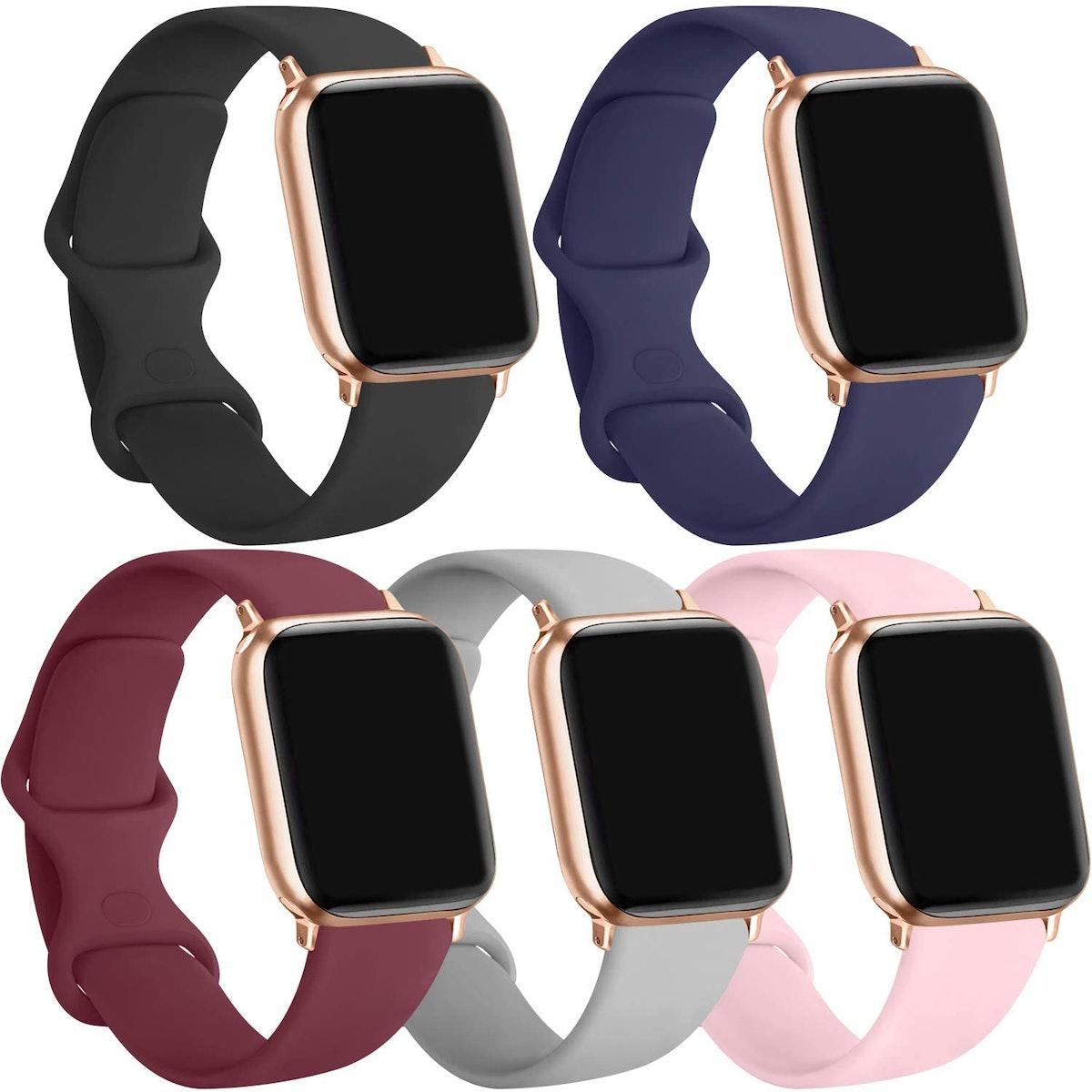 Vancle Smart Watch Bands (Set of 5)