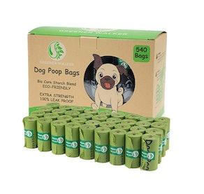 Greener Walker Poop Bags (540 Count)