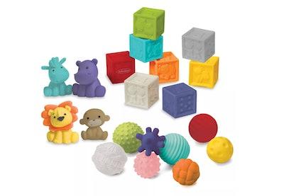 Infantino Go gaga! Balls, Blocks & Buddies