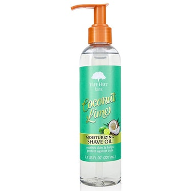 Tree Hut Coconut Lime Bare Moisturizing Shave Oil