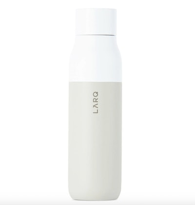 Off-White Self-Cleaning Bottle, 17 oz