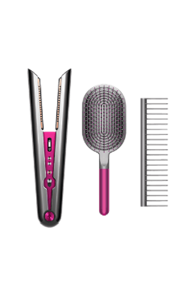 Corrale Hair Straightener Special Gift Edition
